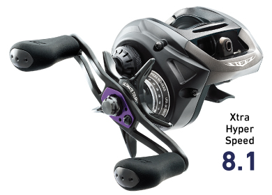 Daiwa Steez 6.3 High Speed Baitcasting Reel