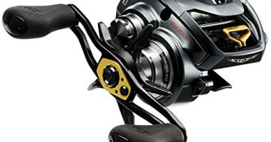Daiwa Steez 7.1 Ultra High Baitcasting Reel
