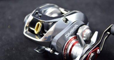 Daiwa Zillion 6.3 & 7.1 Baitcasting Reel