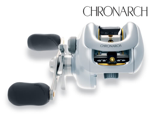 Shimano Chronarch Baitcasting Reel